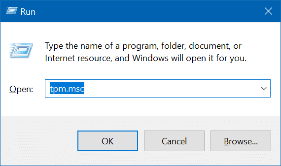 3 ways to check TPM version in Windows pic1