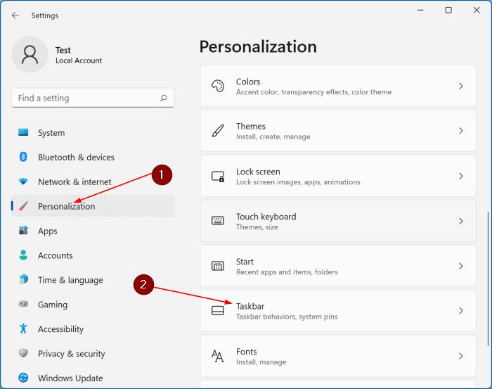 add search icon back to Windows 11 taskbar pic1