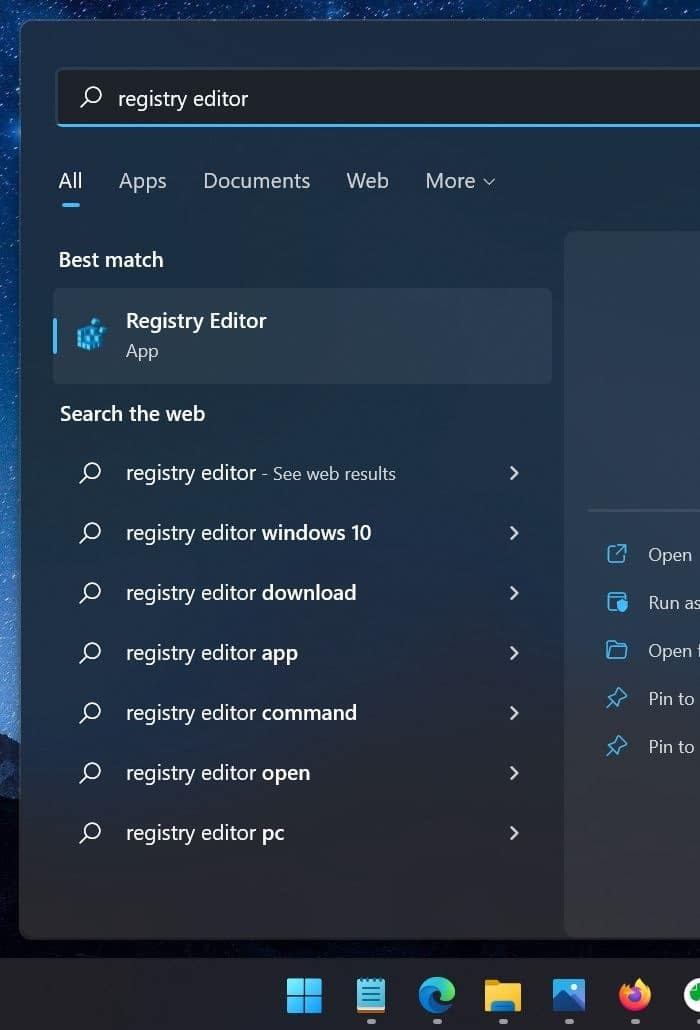 change the size of taskbar icons in Windows 11 pic1