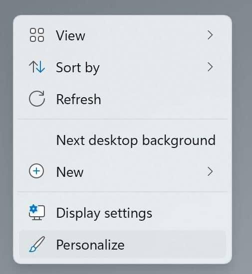 dark mode Windows 11 pic1