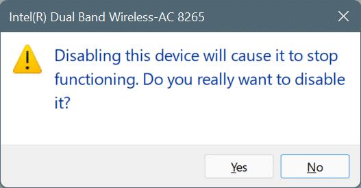 turn Wi-Fi on or off in Windows 11 pic5